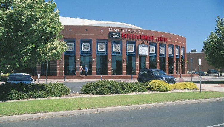 Bunbury Entertainment Centre